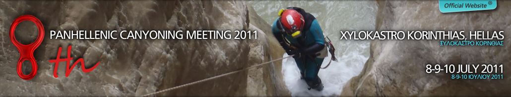 8th Canyoning Meeting 10