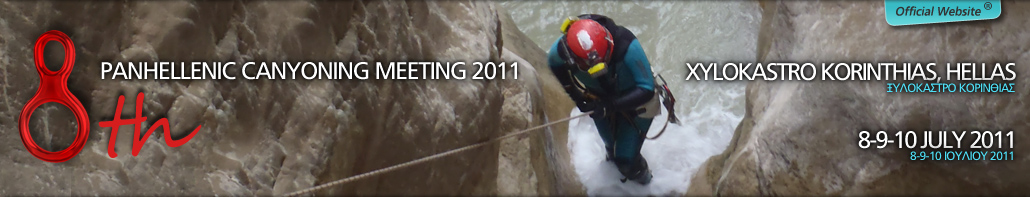 8th Canyoning Meeting 5